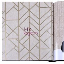 Duka Trend 16,5 m2 - Yerli Vinil Duvar Kağıdı Trend 18186-4